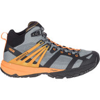 Merrell Men's MQM Ace Mid Waterproof Trail Running/Water Shoe