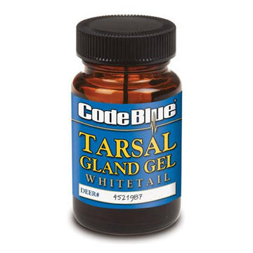 Code Blue Tarsal Gland Gel Deer Attractant