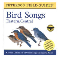 Field Guide to Bird Songs: Eastern and Central North America By Roger Peterson