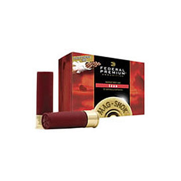 "Federal Premium Mag-Shok Lead High Velocity 12 GA 2-3/4"" 1-1/2 oz. #4 Shotshell Ammo (10)"