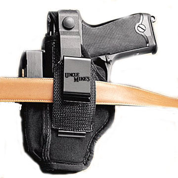 Uncle Mike's Sidekick Ambidextrous Belt Holster