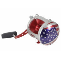 Avet EXW 80/2 Raptor 2-Speed Lever Drag Saltwater Stand-Up Reel - Limited Edition