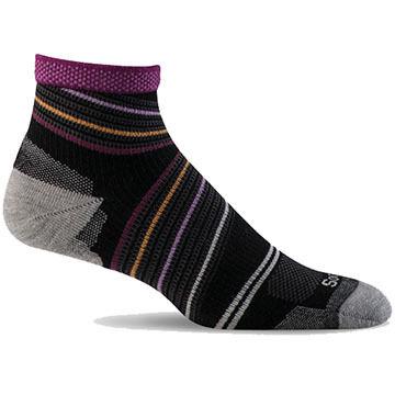 Goodhew Sockwell Women's Pacer Quarter Sock