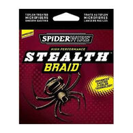 SpiderWire Stealth Braid Saltwater Fishing Line - 500 Yards