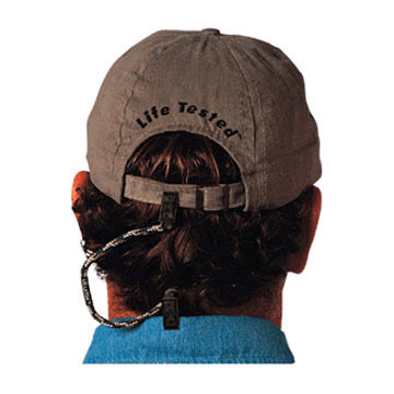 Croakies Lid Latch Hat Retainer
