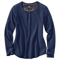 Carhartt Women's Meadow Henley Long-Sleeve Shirt