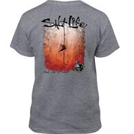 Salt Life Youth Hook Line And Sinker Short-Sleeve T-Shirt