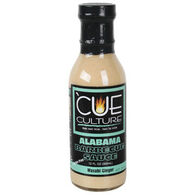 'Cue Culture Alabama Barbecue Sauce - Wasabi Ginger, 12 oz.