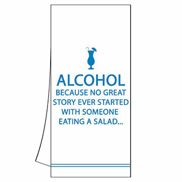 Paperproducts Design Alcohol Story Kitchen Towel