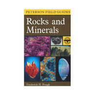 A Field Guide To Rocks and Minerals by Frederick Pough, Roger Peterson & Jeffrey Scovil