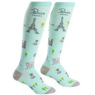 Sock It To Me Women's Parisian Day Sock