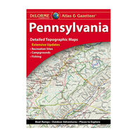 DeLorme Pennsylvania Atlas & Gazetteer
