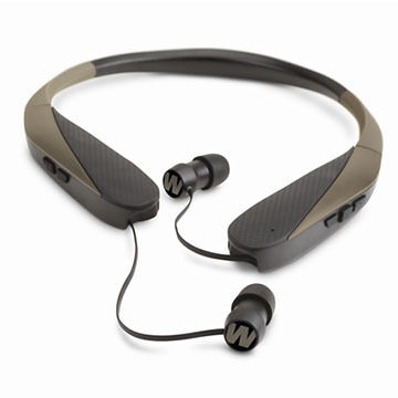 Walker's Razor XV Bluetooth Digital Retractable Earbud Electronic Headset Hearing Protection