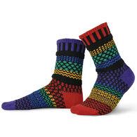 Solmate Socks Women's Gemstone Crew Sock