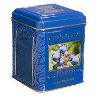 Metropolitan Blueberry Tea In A Tin, 24-Bag