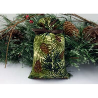 Moosehead Balsam Fir Tan Pine Cone Bag