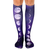 Living Royal Women's Moon Phase Crew Sock