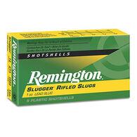 "Remington Slugger 12 GA 2-3/4"" 1 oz. Magnum Rifled Slug Ammo (5)"