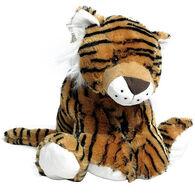 Wishpets Stuffed Sitting Tiger