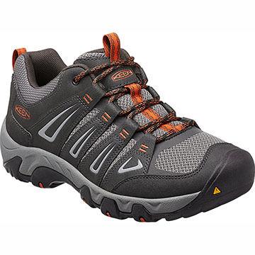 Keen Mens Oakridge Low Hiking Shoe