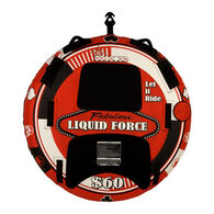 Liquid Force Let It Ride 60 Towable Tube - Discontinued Model