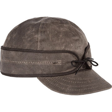 Stormy Kromer Mens Waxed Cotton Cap