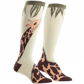 Sock It To Me Womens Giraffe Sock