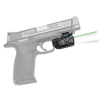 Crimson Trace CMR-204 Rail Master Pro w/ Green Laser