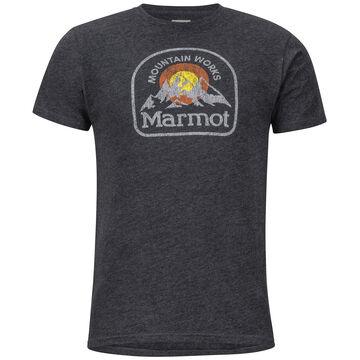 Marmot Mens Altitude Marmot x Thread Short-Sleeve T-Shirt