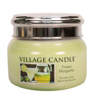 Village Candle Small Glass Jar Candle - Frozen Margarita