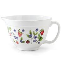 Stonewall Kitchen Berries Melamine Batter Bowl