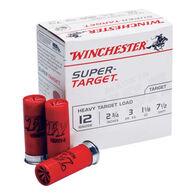 "Winchester Super-Target 12 GA 2-3/4"" 1-1/8 oz. #7-1/2 Shotshell Ammo (250)"