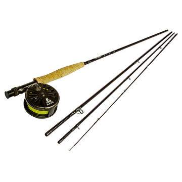 Maxxon Outfitters Timber Hawk Fly Fishing Combo