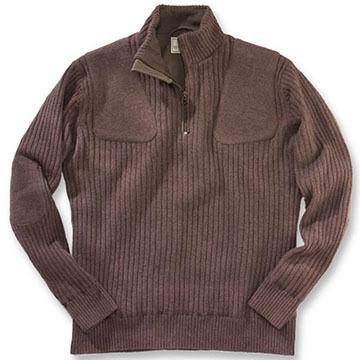 Beretta Mens Techno WindGuard Half Zip Sweater