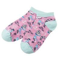 Hatley Little Blue House Women's Sweet Mermaid Ankle Sock