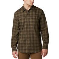 Columbia Men's Big & Tall Silver Ridge 2.0 Flannel Long-Sleeve Shirt