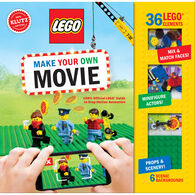Klutz LEGO Make Your Own Movie Craft Kit by Klutz