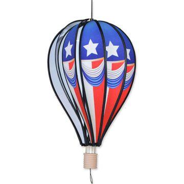 Premier Designs Vintage Patriotic Hot Air Balloon Spinner