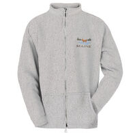ESY Men's Moose Full Zip Sweatshirt