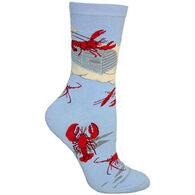 Wheel House Designs Lobster Sock