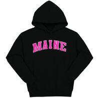 ESY Women's Maine Arch Hooded Sweatshirt