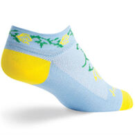 SockGuy Women's Petal Sock Bicycling Sock