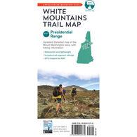 AMC White Mountains Trail Map: Map 1 - Presidential Range