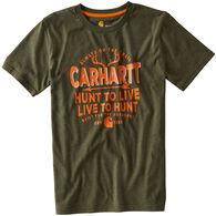 Carhartt Boys' Live To Hunt Short-Sleeve T-Shirt