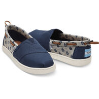 TOMS Boy's Bimini Slip-On Shoe