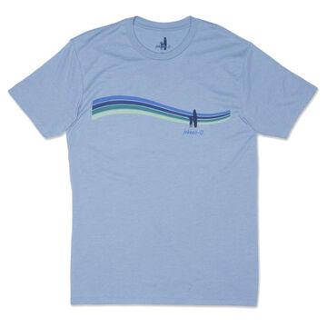 johnnie-O Mens Greer Short-Sleeve T-Shirt