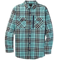 Burton Men's Brighton Performance Long-Sleeve Flannel Shirt