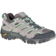 Merrell Women's Moab 2 Waterproof Low Hiking Shoe