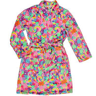 Candy Pink Girls' Candy Fleece Robe