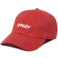 Oakley Men's 6 Panel Washed Cotton Hat